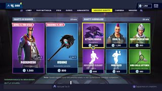 FORTNITE SHOP 13 JENNAIO, TRINA, EQUILIBRIST VISION AND MORE