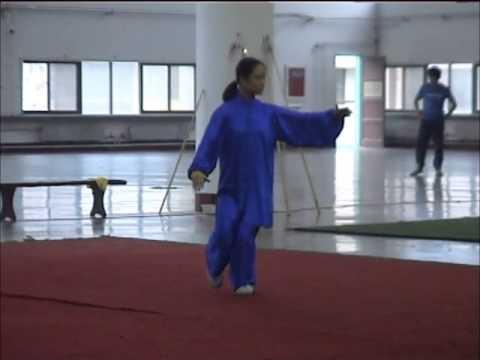 Henan Wushu Team 1998