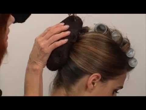 Image result for hair padding chinese vintage