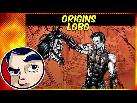 Lobo (New 52) - Origin