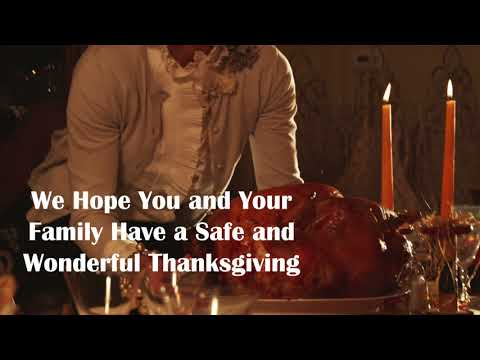 Happy Thanksgiving from Home Inspection Carolina