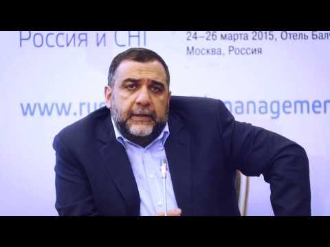 Выступление Рубена Варданяна на саммите «Управление частным капиталом и Private Banking 2015»
