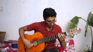 guitare arabe ya rayah