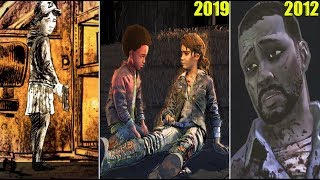 """Clementine & Lee's Last Choices  """"You have to leave me"""" VS """"You have to kill me"""" - TWD Series"""