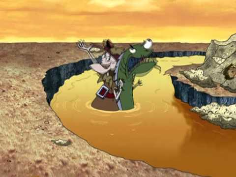 Eustace and the singing eel