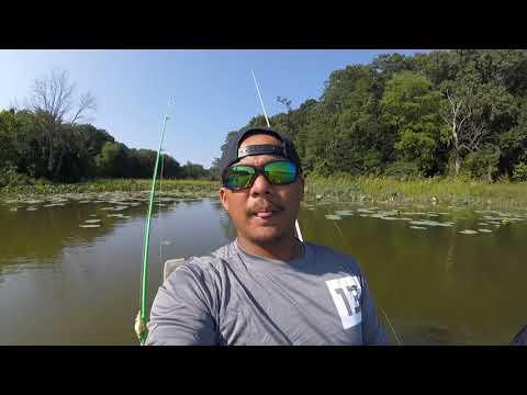 Yakn on the Chopawamsic Creek for Snakeheads