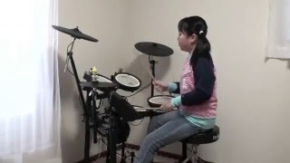 Patti Austin - Do You Love Me?(Drum Cover) Sona 8歳