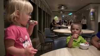 Norwegian Breakaway Cruise - Family Vacation with Kids (1.5 and 3 years old)
