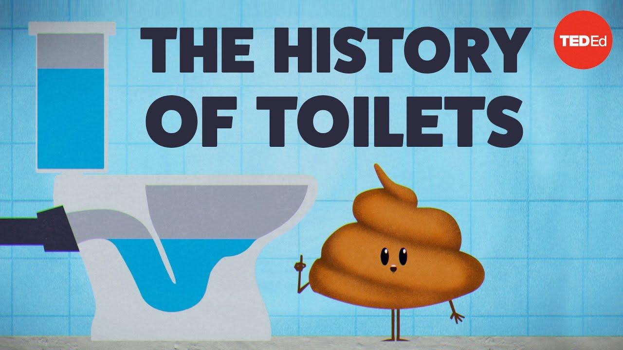 A brief history of toilets - Francis de los Reyes