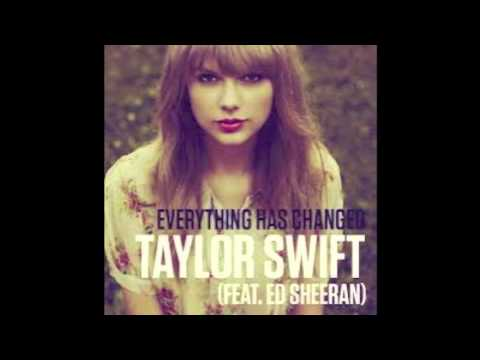 Everything Has Changed Taylor Swift ft Ed Sheeran HD +Download Link