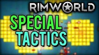 RimWorld Alternative Siege Tactics (RimWorld Versus / Duel)