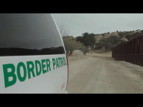 CBSN Originals explores the U.S.-Mexico border in 'The Wall'