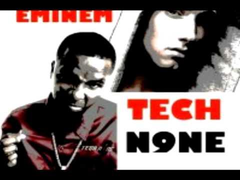 Eminem Ft Tech N9ne - Ass Like that II (NEW ALBUM 2012 LEAK)