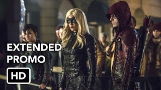 "Arrow 3x12 Extended Promo ""Uprising"" (HD)"