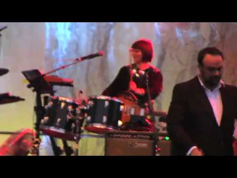 The Decemberists - The Rake's Song - Live at Rock the Garden 2009