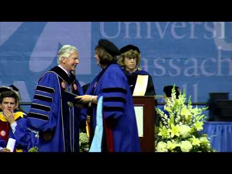 UMass Lowell Commencement 2015 - Morning Ceremonies (2:28:19)