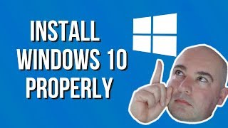 DOWNLOAD & INSTALL WINDOWS 10 FROM SCRATCH || New Easy Step by step Guide