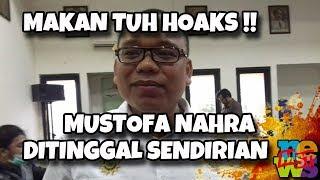Mustofa Ditinggal Sendirian, Tidak Ada Tokoh Nasional Jamin P3…