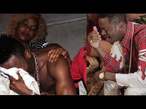 EXCLUSIVE: Diamond Kafunguka,