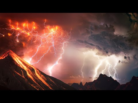 These Mega-Colossal Eruptions Dwarf The Yellowstone Supervolcano