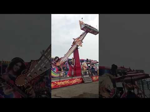 Horrific accident at the Iowa State Fair 😧