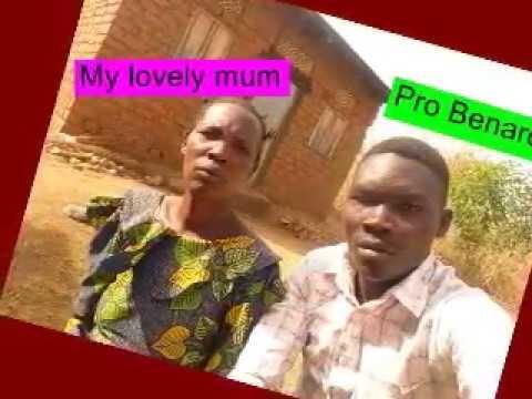 Thank you for everything mum=dj ben Arua 1