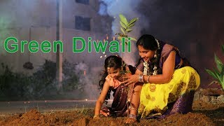 Green Diwali || Eco Diwali || Mangalyam Creations || Short Filim || Latha Bathini ||