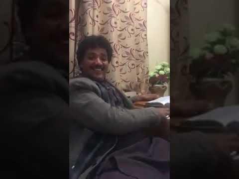 Naeem Hazarvi Live Jaming Room Yaar Ko Hum Nay Ja Ba Jaa Dekha