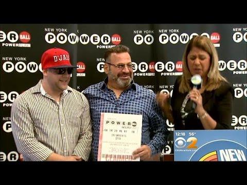 Staten Island Plumber Wins $136 Million Powerball Jackpot