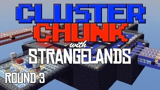 Strangelands Cluster Chunk - Round 3 - Capture the Virta [Minecraft PVP]