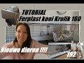 Tutorial en unboxing  Ferplast Krolik 160 EN nieuwe dieren 192