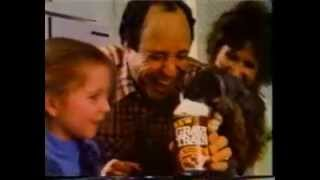 Gravy Train TV Ad 1982