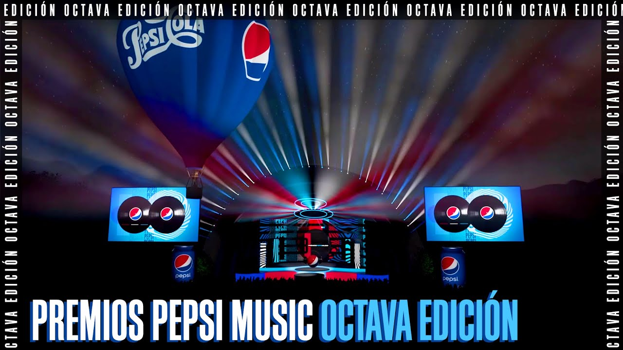 Premios Pepsi Music - Octava Edición
