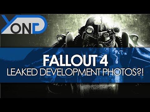 Fallout 4 - Leaked Development Photos?!