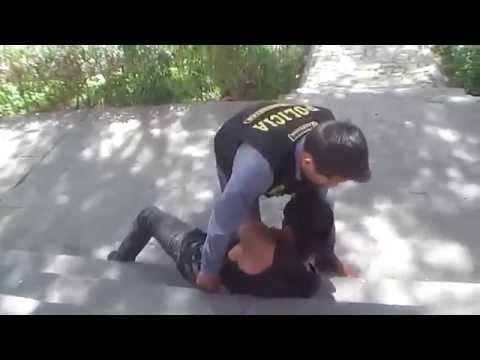 Intervencion Policial Plaza San Francisco Arequipa 05/11/15