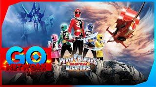 Power Rangers Super Megaforce  28.Bölüm  Gümüş Ranger  B2  Bluray  Full HD  Türkçe Dublajlı