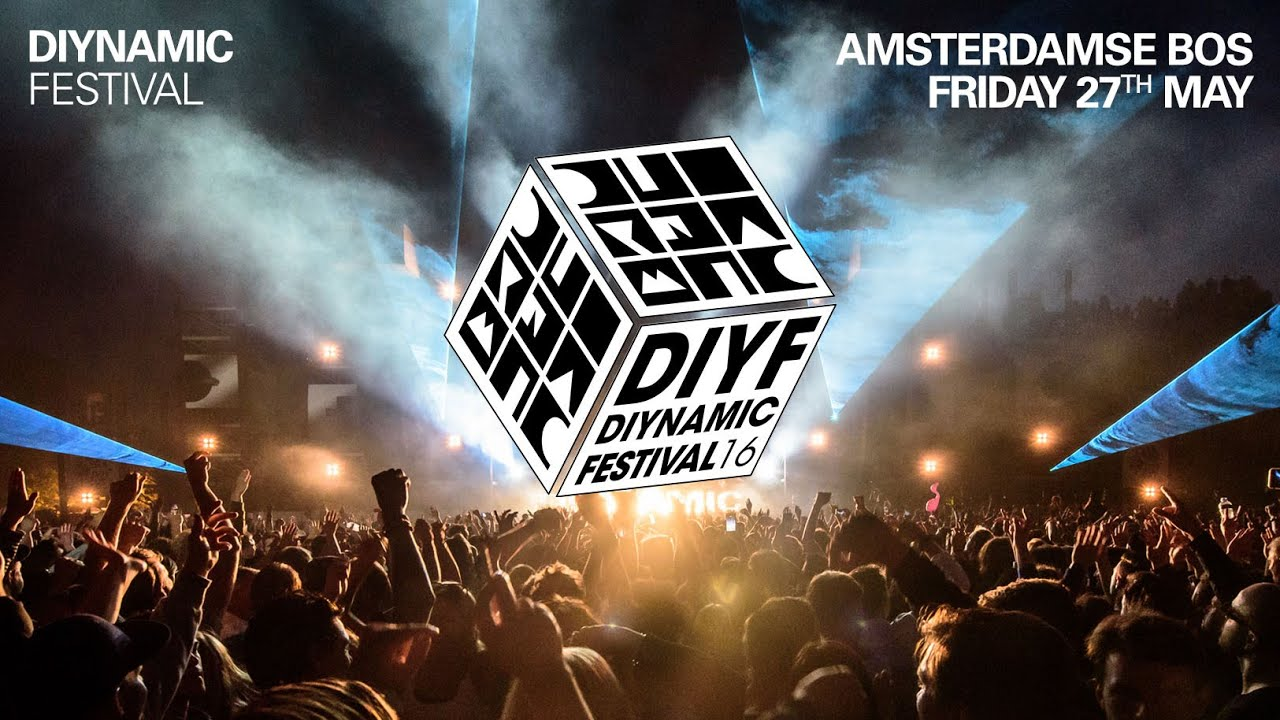 Diynamic Festival Amsterdam 2016 | Official Aftermovie - YouTube