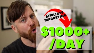 How To Earn $1000+ Per Day With Affiliate Marketing 2020   JCOFFICIAL
