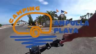 Càmping Ampolla Platja - Bici