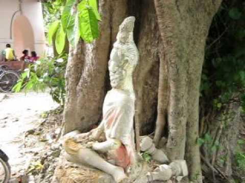 PANCHA MUNDIR ASAN AT GANDHESWARI GHAT (Kamalae Kamini Ghat) , Bansberia, Hooghly.