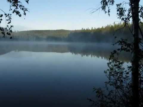 Amorphis - My Kantele (acoustic reprise) + Finnish landscapes
