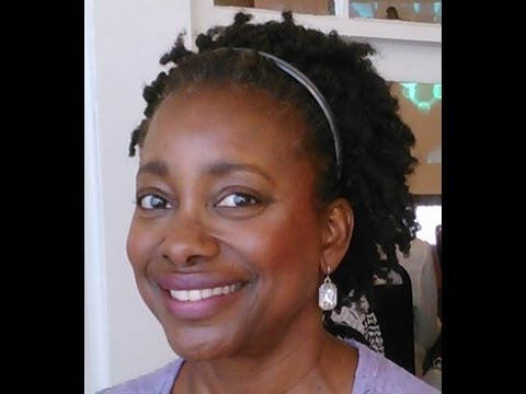 natural hairstyles - mini twists