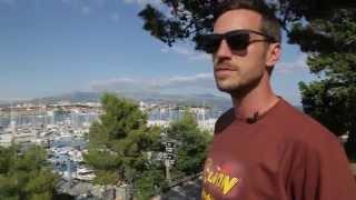 "NAJODVAŽNIJI HRVAT: ""Serbus dragi Zagreb moj"" u Splitu"