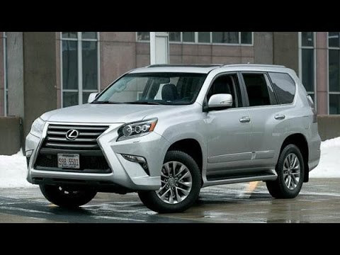 2017 lexus gx review rendered price specs release date. Black Bedroom Furniture Sets. Home Design Ideas