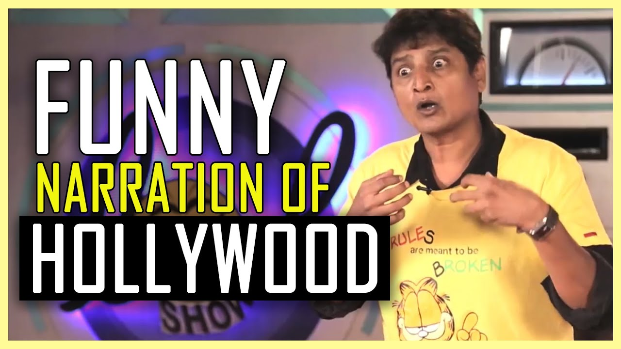 Funny Narration of Hollywood Movie | AAM KA GOD | Jackie Chan Mimicry | Funny Videos | Just For Fun