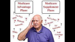 Medicare Advantage vs Medicare Supplement: 2020 Medicare Plans Explained