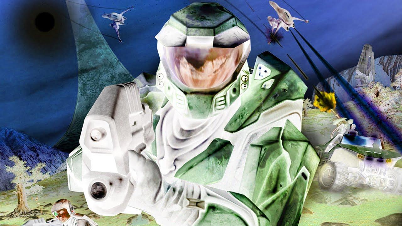 Halo: Cursed Edition (Part 1)