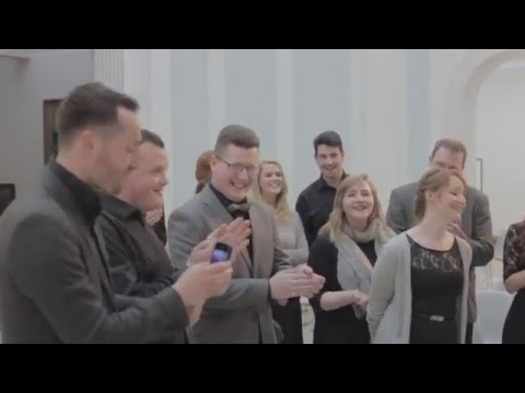 Irish Youth choir