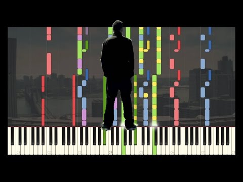 Not Afraid (Impossible Synthesia Piano)