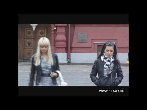 Dj Layla & Dee-Dee (Red Square - Moscow)